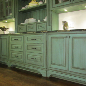 South Shreveport China Cabinet